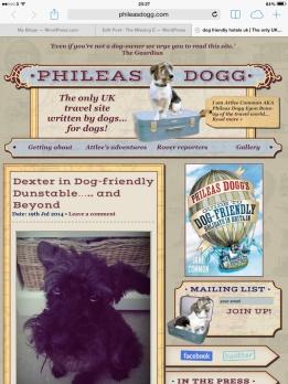 Phileas Dogg website 19 July 14