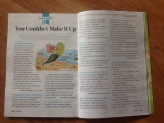 Reader's Digest October 2014