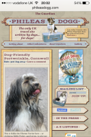 Phileas Dogg website 31 August 2014