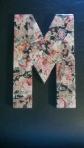 Decoupage floral M